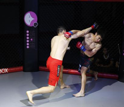 悠百佳与拳天下CTT强强联合 健康理念融合竞技体育跨界牵手