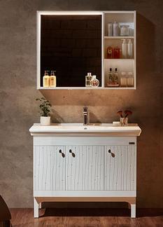 惠达FL6106B-10落地式浴室柜--给你优质的生活享受