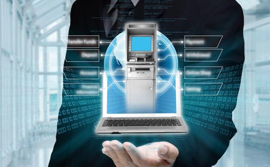 银行电子化+电子数据管理 实现平台与用户共赢