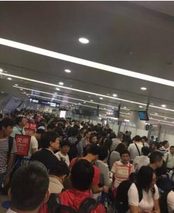 机场排队太长了!人脸识别让机场更通畅