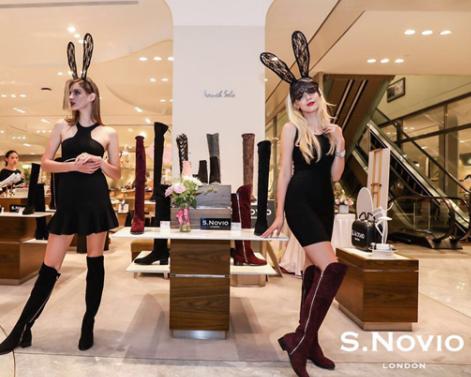 French Sole & S.Novio 落户京城 引领女鞋时尚