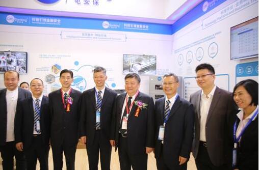 广电运通亮相国际保安博览会 展现Fintech融合下的金融安全服务蓝图